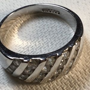 Jewelry - Silver (925) Ladies Ring